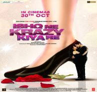 Ishq Ne Krazy Kiya Re is a new Hindi Movie Songs.Download Ishq Ne Krazy Kiya Re Mp3 Songs online for free. Download Single Track Songs just on one click.