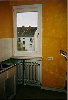Superb Vorher Alte K che in Wohnung aufgenommen und gepinnt vom Immobilienmakler in Hannover