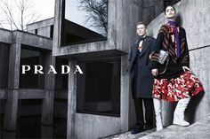#Prada #ToneOfoice #AvantGarde #Spirit and #human #narration #Advertising #Campaign #FW2014 by #StevenMeisel #mafash #bocconi #sdabocconi #mooc #m4