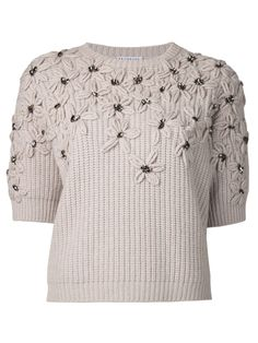 Brunello Cucinelli Drop Shoulder Sweater - Marissa Collections - Farfetch.com