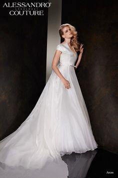 #WeddingDress #ButterflyCollection #AlessandroAngelozziCouture #WeddingDressCollection