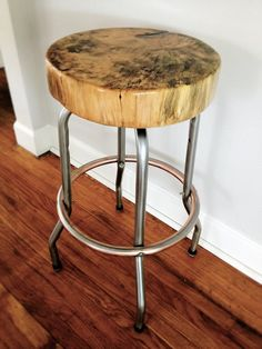 Spalted Stool Editions