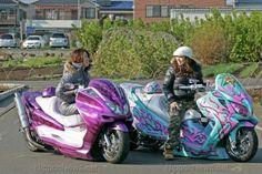 Custom scooters