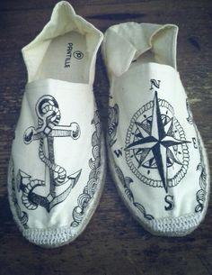 Sailor Shoes