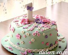 1 yaş pastası