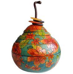 Flower Pot gourd Charlotte Masi
