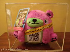 Scanimalz plush toys and app games! (Review & Giveaway)