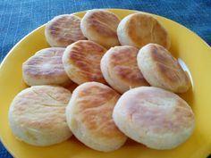 süssünk, süssünk valamit....mert enni jó: Parasztos krumplis pogácsa