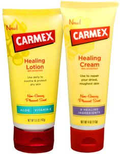 Carmex Lotion, Only $1.25 at Walgreens!
