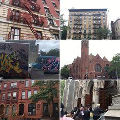 Harlem et les chants Gospel pendant loffice du dimanche. Un moment émouvant et énergisant