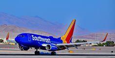 https://flic.kr/p/FLs4Me   N570WN Southwest Airlines 2002  Boeing 737-7CT serial 33657 / 1254   Ex WestJet C-FWAO   Las Vegas - McCarran International (LAS / KLAS) USA - Nevada, March 16, 2016 Photo: Tomás Del Coro