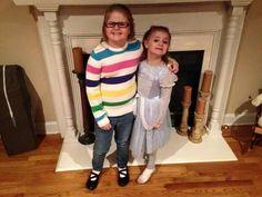Bella and Addie