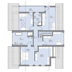 Haus Volkmann – Dachgeschoss