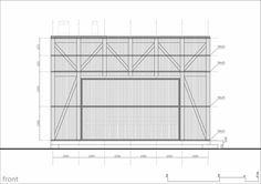 The Arbor / Kerimov + Prishin Architects,front elevation