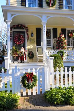 Cape May at Christmas. Holidays, winter, Cape May Point, Ocean City, Jersey Cape, Cape May County, New Jersey