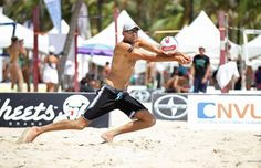 The Beast Phil for the NVL, Beach Volleyball Tour