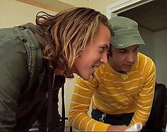 current mood: ylvis charming the camera