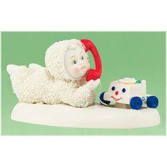 Chatter Baby Snowbaby Figurine