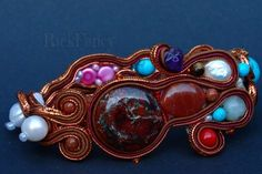 Bohemian jewelry, bohemian bracelet, soutache jewelry, soutache bracelet, gift for her, gift for women, christmas gift Soutache Bracelet, Soutache Jewelry, Gifts For Girls, Gifts For Women, Gifts For Her, Bohemian Bracelets, Bohemian Jewelry, Lany, Handcrafted Jewelry