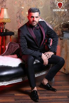 #DORMEN #Cerimonia #Damatlik #groomsmen #groomsuits #mensuits #menswear #mensfashion #uomo #apparel #suitandtie