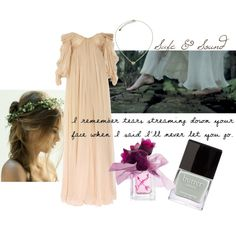 i'm so intrigued bu this romantic dress