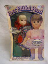 "Poor Pitiful Pearl 11"" Tall Doll"