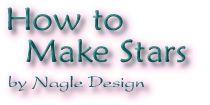 How to Make Stars * Origami Stars * Swedish Stars * German Stars