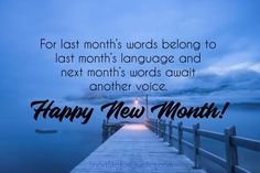 New Month Status - Happy New Month Captions and Wishes Happy New Month Images, Happy New Month Quotes, New Month Wishes, Wishes For You, New Quotes, Inspirational Quotes, New Month Text Messages, Prayers For Men, New Year Status