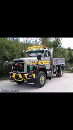 ▐ Saurer #Adolf_Saurer_AG #Saurer #CH •♥54• ○ Train Truck, Rigs, Motorbikes, Trailers, Europe, Vintage, Bern, Truck, Rolling Stock