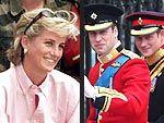 Diana's Boys: William & Harry Now | Prince Harry, Princess Diana