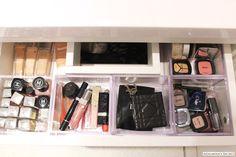 Make up organizer - Adalmina's Secret