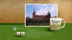 GOT IT!!!  Starbucks City Mug Szczecin Desktop Wallpaper