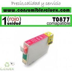 CARTUCHO COMPATIBLE EPSON T0877