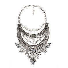 2015-Collar-ZA-collares-Vintage-Crystal-Maxi-gargantilla-declaracioacuten-de-pla
