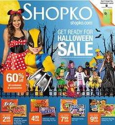 shopko halloween sale httpwwwiweeklyadscomshopko - Sale Halloween Costumes