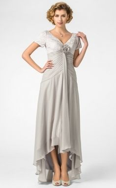 Plus Size Empire Waist Dress Set | Women\'s Fashion | Pinterest ...