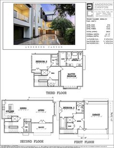Townhouse Plan X0006-U2