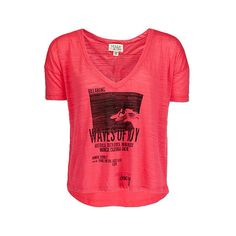 Billabong Joy T-Shirt found on Polyvore