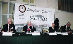 Eröffnungsfeierlichkeiten Nuclear Disarmament, Stanford University, World Leaders, Salzburg, Meet, Celebrations