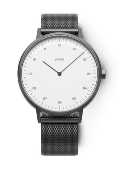 VERK – Scandinavian timekeeping, built to last