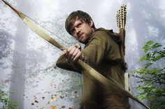 "BBC's ""Robin Hood"" was corny as hell...and I loved every second."