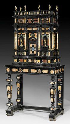 Baroque Furniture, European Furniture, French Furniture, Fine Furniture, Wooden Furniture, Furniture Design, Lapis Lazuli, Verona, Siena