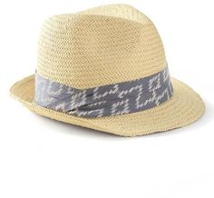 Mel Fedora - $49.50 at Banana Republic // via Shop My Picks: Summer Hats // The Busy Girl's Shopping Companion #beach
