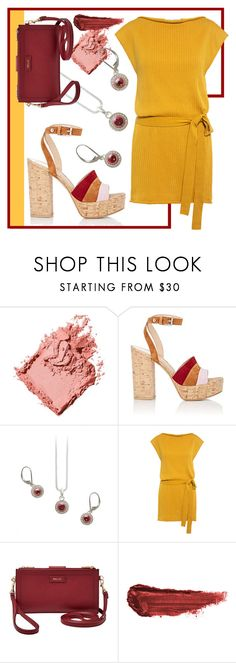 """❤️💛❤️💛❤️💛❤️"" by avagoldworks ❤ liked on Polyvore featuring Bobbi Brown Cosmetics, Gianvito Rossi, Finders Keepers, Relic, By Terry and avagoldworks"
