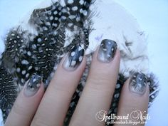 Birds of a Feather nail art2.