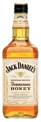 Jack Daniel's Tennessee Honey Whiskey! good stuff! mix with cherry coke for a sweet drink!