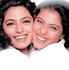Juhi Chawla & Kajol