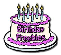 Birthday Freebies Include: Freebies from Aveda, Philosophy, Starbucks, Benihana, Krispy Kreme, Bob Evans, Ulta Beauty, Ruby Tuesday's, Culver's, Dairy Queen, Famous Dave's, Buca di Beppo ...