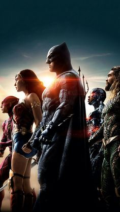 So freaking dope! #JusticeLeague