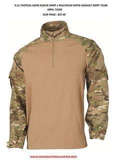 1832c0542fb 5.11 Tactical Shirt - Long Sleeve Shirt Tac Gear